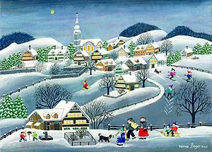 Kalender Dorf Schlatt